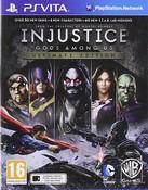 Injustice: Gods Among Us - Ultimate Edition (Vita)