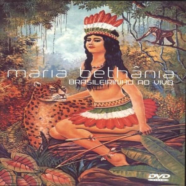MARIA BETHANIA-BRASILHERINHO  (DVD)