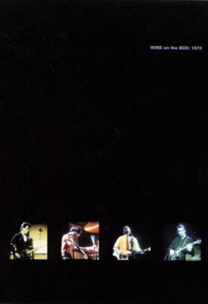 Wire - On The Box 1979 (DVD)