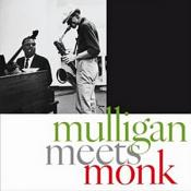 Gerry Mulligan & Theloni - Mulligan Meets Monk (Music CD)