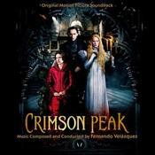 Fernando Velázquez - Crimson Peak [Original Motion Picture Soundtrack] (Original Soundtrack) (Music CD)