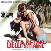 Vittorio Gelmetti - Sotto il Segno Dello Scorpione [Original Motion Picture Soundtrack] (Original Soundtrack) (Music CD)