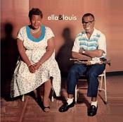 Ella Fitzgerald & Louis Armstrong - Ella & Louis + 8 Bonus Tracks (Music CD
