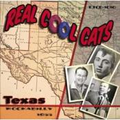 Various Artists - Real Cool Cats: Texas Rockabilly 1955 (Music CD)