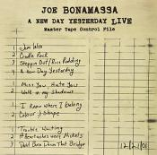 Joe Bonamassa - A New Day Yesterday Live [Vinyl]