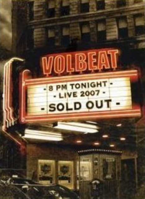 Volbeat - Sold Out (DVD)