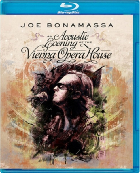 Joe Bonamassa - An Acoustic Evening At The Vienna Opera House [Blu-ray] [2013] (Blu-ray)
