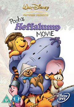 Winnie The Pooh - Poohs Heffalump Movie (Disney) (DVD)