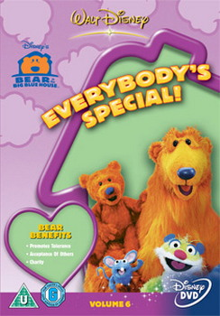 Bear In The Big Blue House - Everybodys Special (DVD)