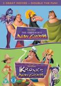 Disney - Kronks New Groove / The Emperors New Groove (Animated) (Two Discs) [DVD]