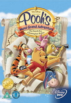 Winnie The Pooh - Winnie The Poohs Most Grand Adventure (DVD)