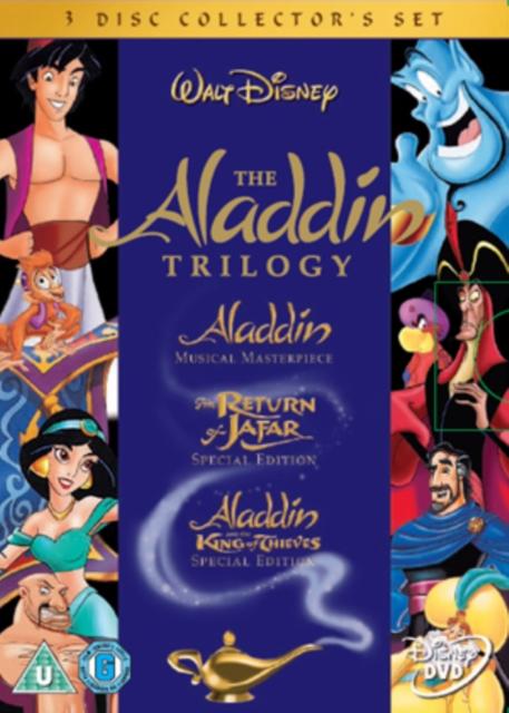 Aladdin Trilogy (Disney) (DVD)