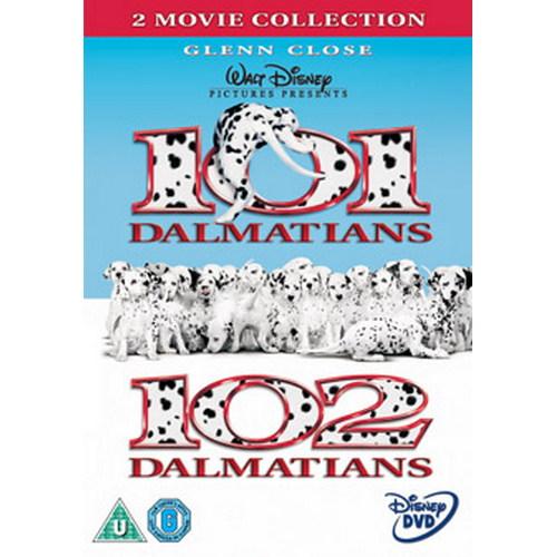 101 Dalmatians / 102 Dalmatians (DVD)