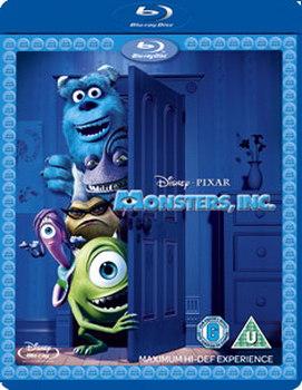 Monsters  Inc. (Blu-Ray) (Disney / Pixar)