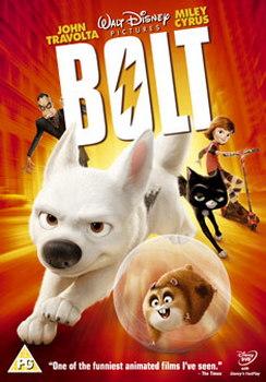 Bolt (Disney) (DVD)