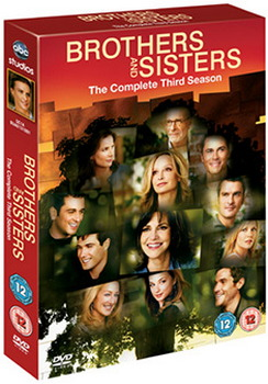 Brothers And Sisters - Season 3 (DVD)