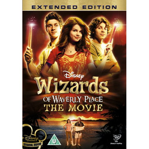 Wizards Of Waverly Place: The Movie (DVD)