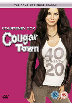 Cougar Town: Season 1 (DVD)