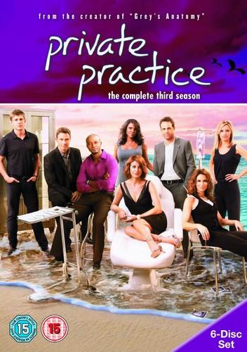 Private Practice - Season 3 - Complete (DVD)