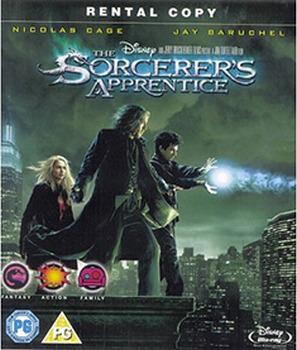 The Sorcerer's Apprentice (Blu-ray)