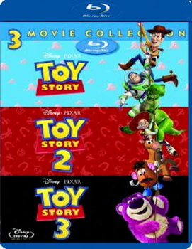 Toy Story 1-3 Box Set (Blu-ray)
