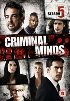 Criminal Minds - Season 5 (DVD)