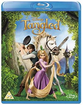 Tangled (Blu-Ray)