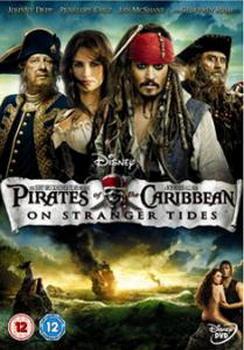 Pirates Of The Caribbean - On Stranger Tides (DVD)