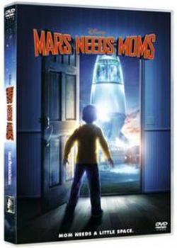 Mars Needs Moms (DVD)