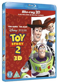 Toy Story 2 (Blu-ray 3D)