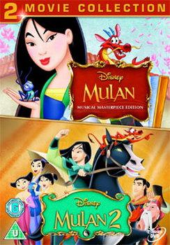Mulan Collection - Mulan Musical Masterpiece / Mulan 2 (DVD)