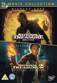 National Treasure / National Treasure 2 - Book Of Secrets (DVD)