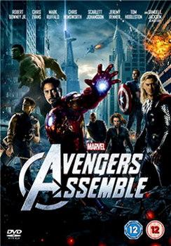 Marvel Avengers Assemble (DVD)