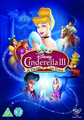 Cinderella 3 - A Twist In Time (DVD)