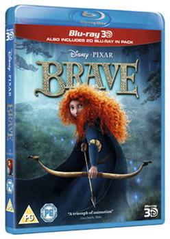 Brave (Blu-ray 3D + Blu-ray)