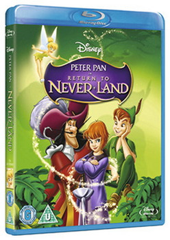 Peter Pan - Return To Never Land (Blu-Ray)