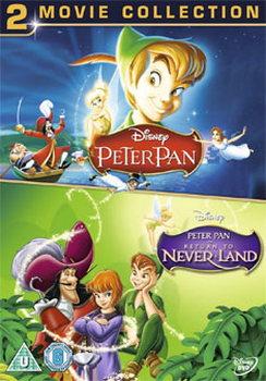 Peter Pan / Peter Pan - Return To Never Land (DVD)