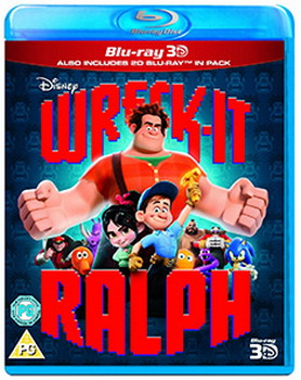 Wreck-It Ralph (Blu-ray 3D + Blu-ray)