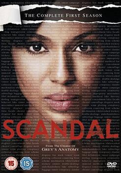 Scandal - Season 1 (DVD)