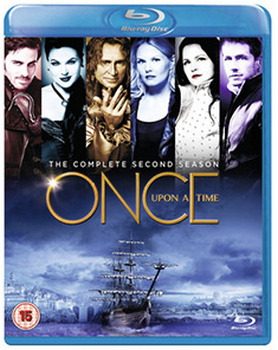 Once Upon A Time - Season 2 (Blu-ray)