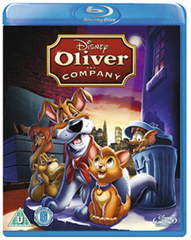 Oliver & Company [Blu-Ray] (DVD)