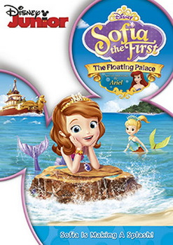 Sofia The First - The Floating Palace (DVD)
