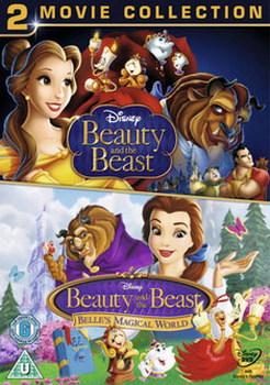Beauty And The Beast/Belle'S Magical World (DVD)