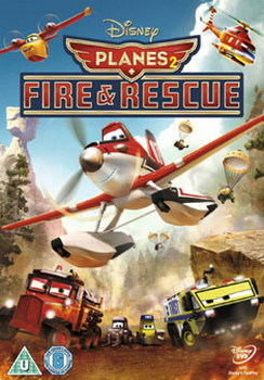 Planes 2: Fire And Rescue (DVD)