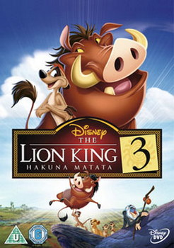 The Lion King 3 - Hakuna Matata (DVD)