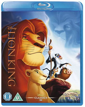 The Lion King (Blu-ray) (Region Free)