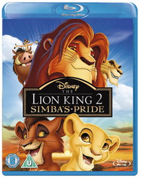 The Lion King 2 (Blu-ray) (Region Free)