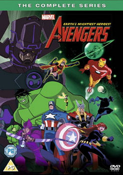 The Avengers - Earth'S Mightiest Heroes: Volumes 1-8 (DVD)