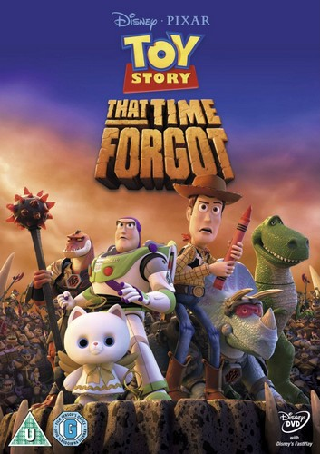 Toy Story - That Time Forgot (DVD)