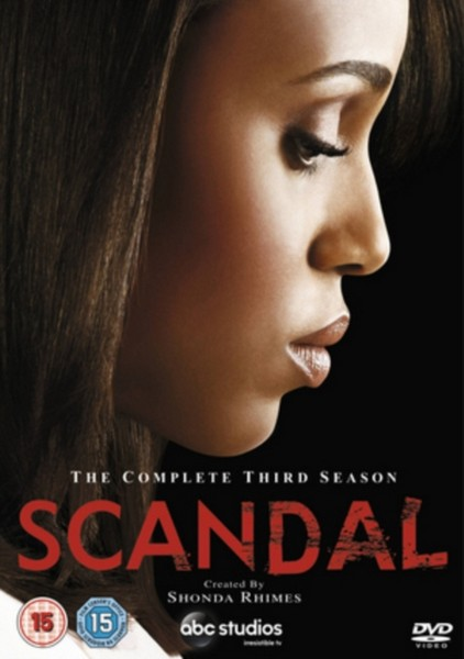 Scandal - Season 3 (DVD)